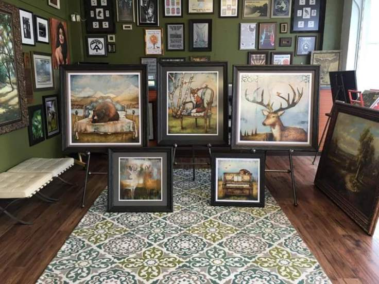 Blue Ridge Framing Company, Blue Ridge, Mineral Bluff, Morganton, McCaysville, Georgia, Picture Framing, Custom Picture Framing, Natalie Kissel, Lauren Garner, Shadowbox, Needlework, Cro